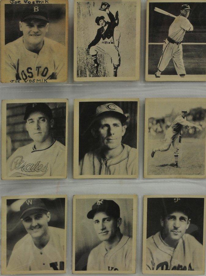 24 1939 Playball Baseball Cards