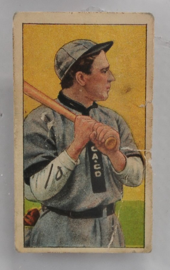 Four T206 Cards