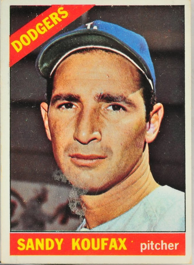 7 1960's Baseball Cards