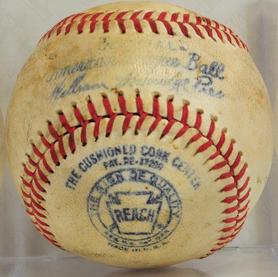 1950's American League Baseball