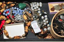 Estate Jewelry Lot to Contain