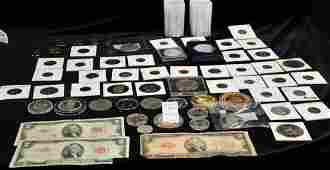 US Proof Sets, commemorative, US Silver Coins