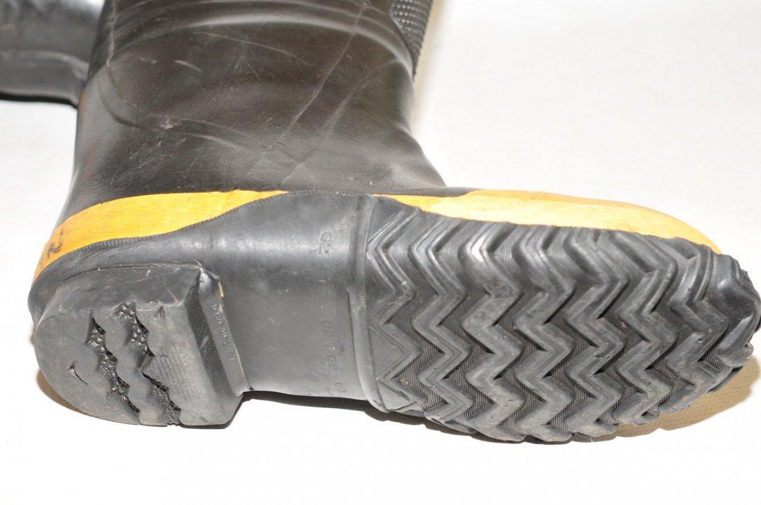 Pair of Lacross Firetech Boots - 2