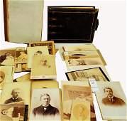 Over 130 Estate Cabinet CardsCDVs