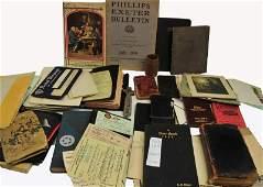 Clarence B Kilmer Estate Items