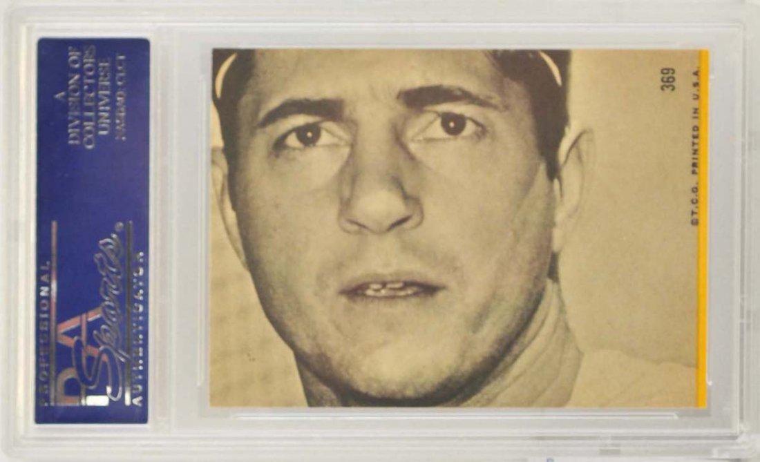 1968 Topps Carl Yastrzemski  All-Star PSA 8 - 2