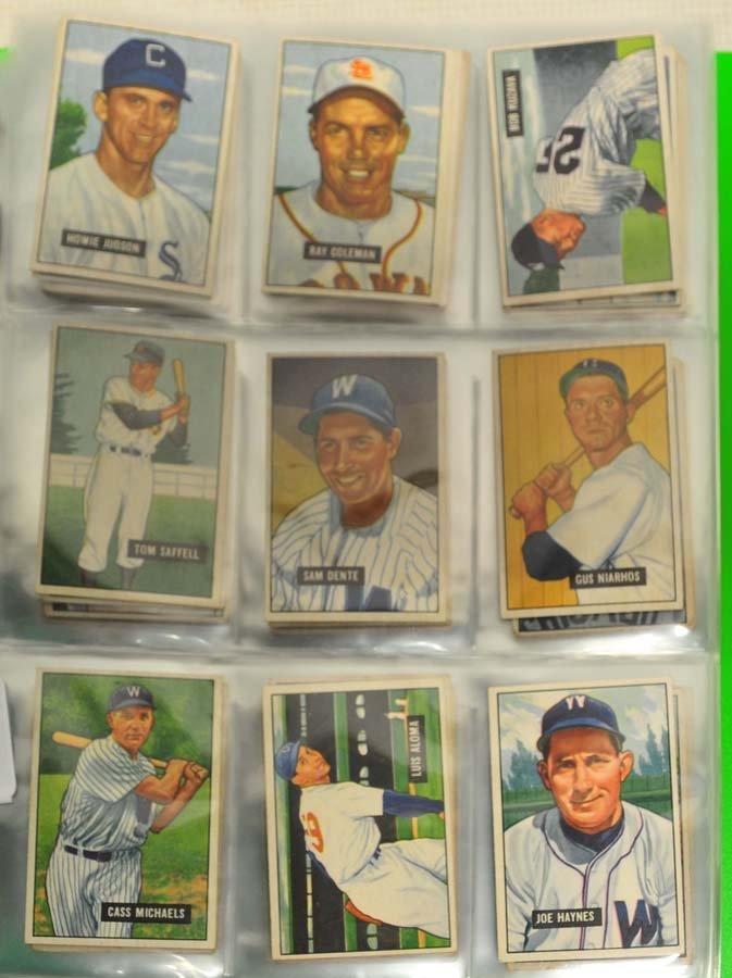 146 1951 Bowman Baseball