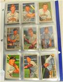 88 1952 Bowman  Baseball Cards