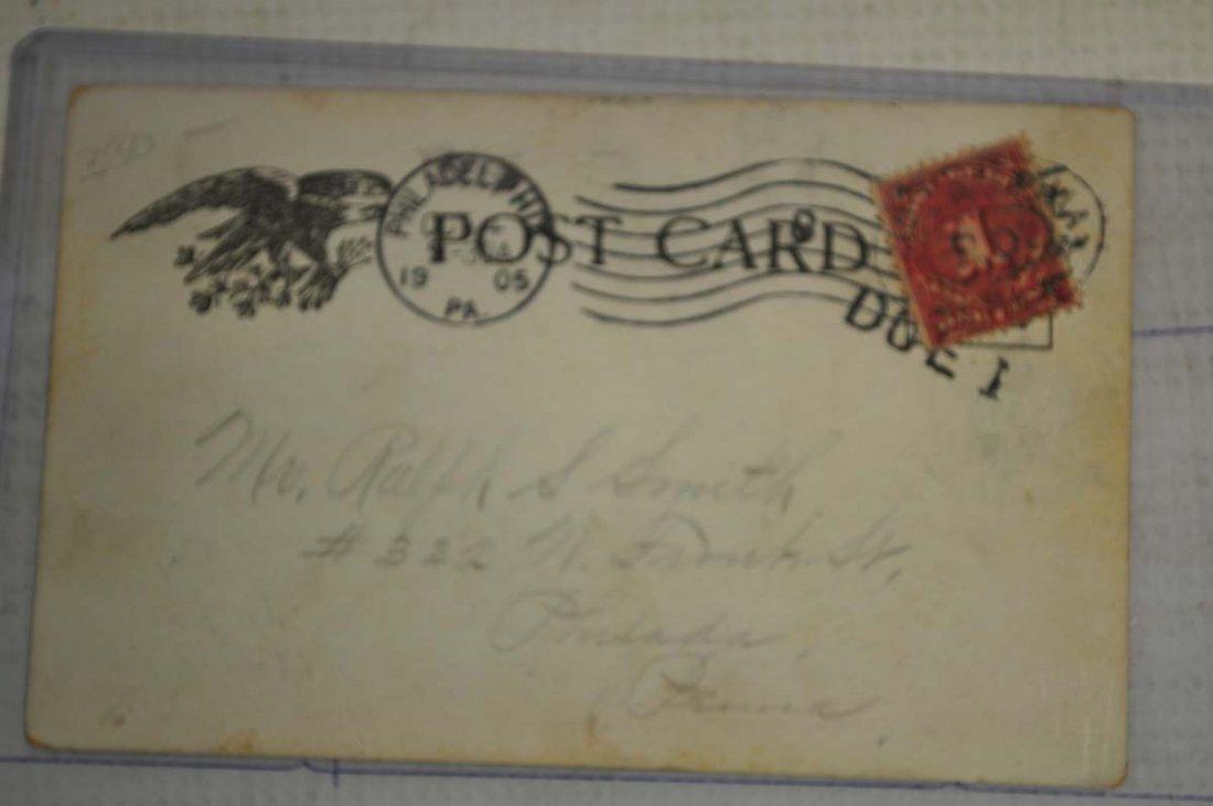 1905 Pennsgrove Postcard - 2
