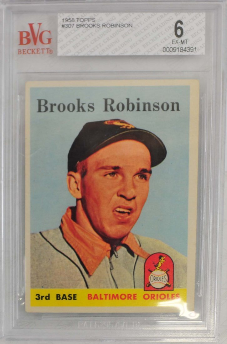 1958 Topps Brooks Robinson