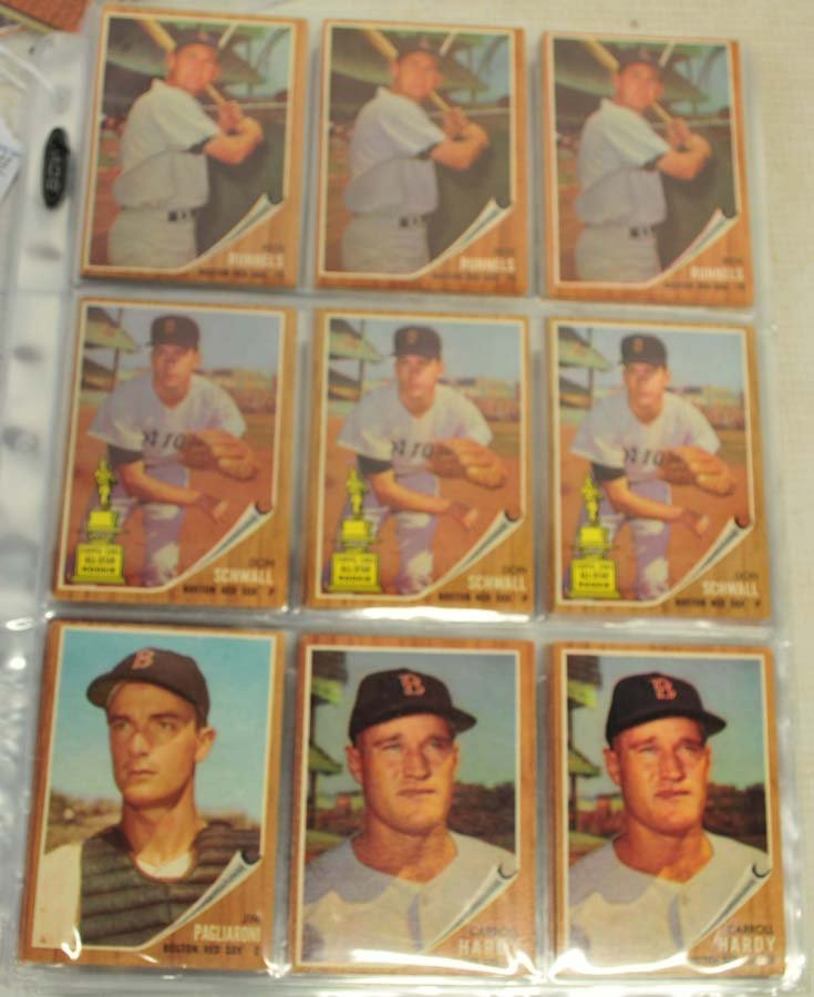 91 1962 Topps Ungraded Cards - 4