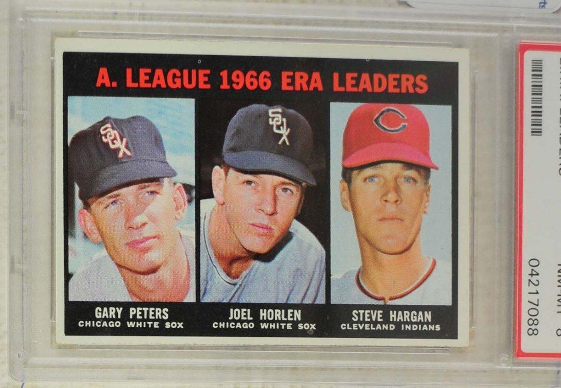 13 1967 Topps PSA Graded 8 Cards - 9