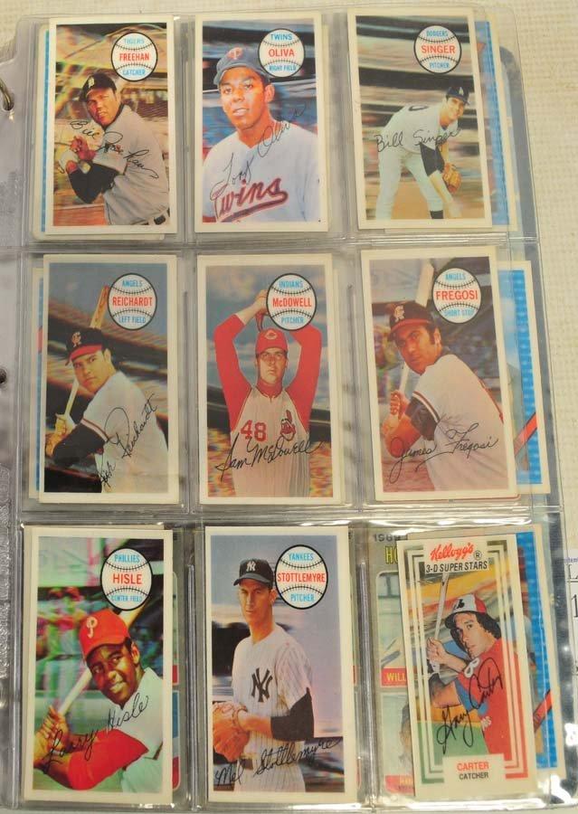 245 1970's/80's Baseball Cards - 2