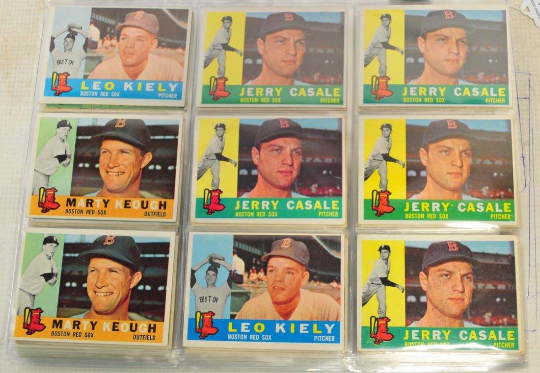 97 1960 Topps Baseball cards - 3