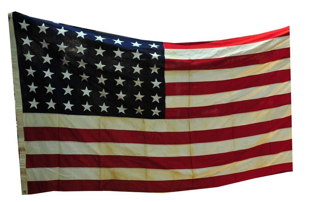 48 Star US Flag