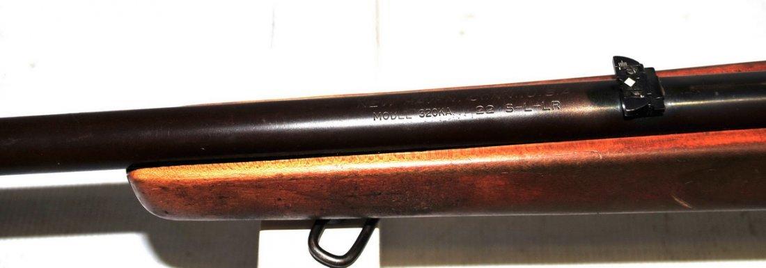 Mossberg Model 320KA Rifle 22LR - 3
