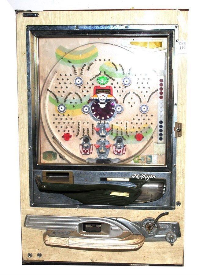 Nishijin Pachinko Machine - 2