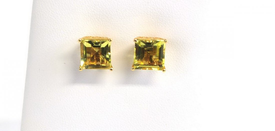Four Sets of 14Kt. Gold Earrings - 2