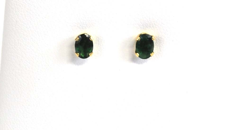 Four Sets of 14Kt. Gold Earrings - 3