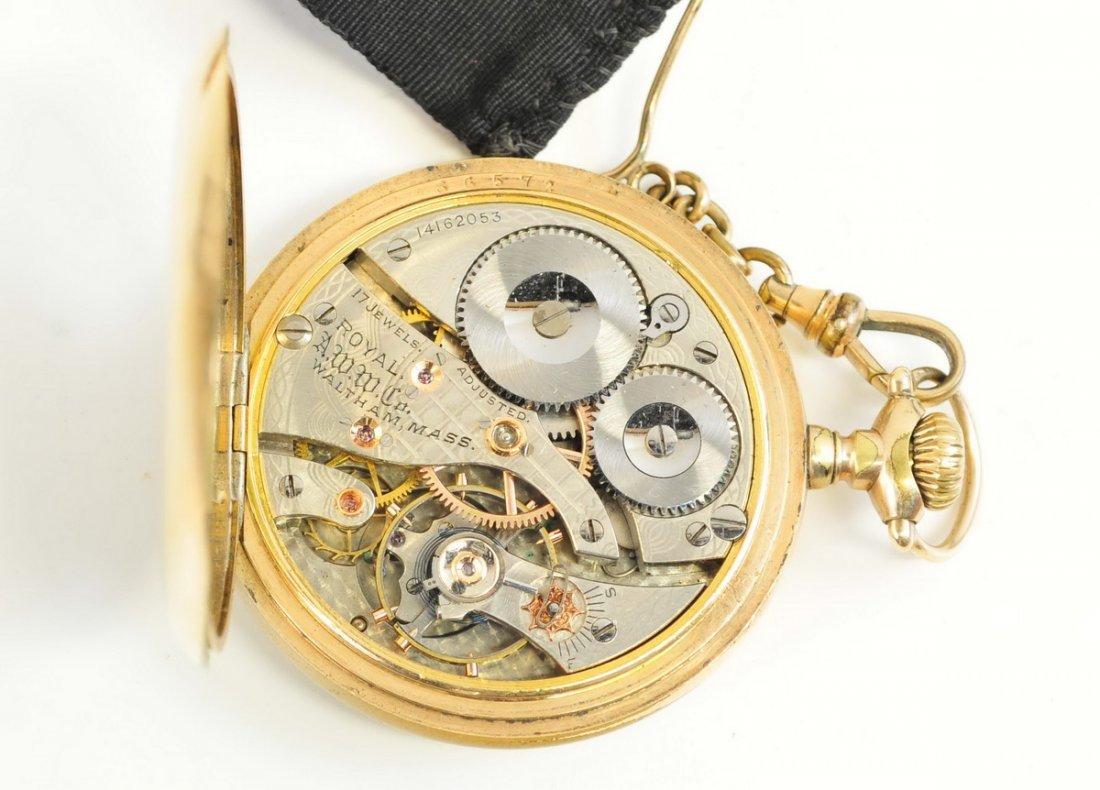 Six Antique Pocket Watches - 2
