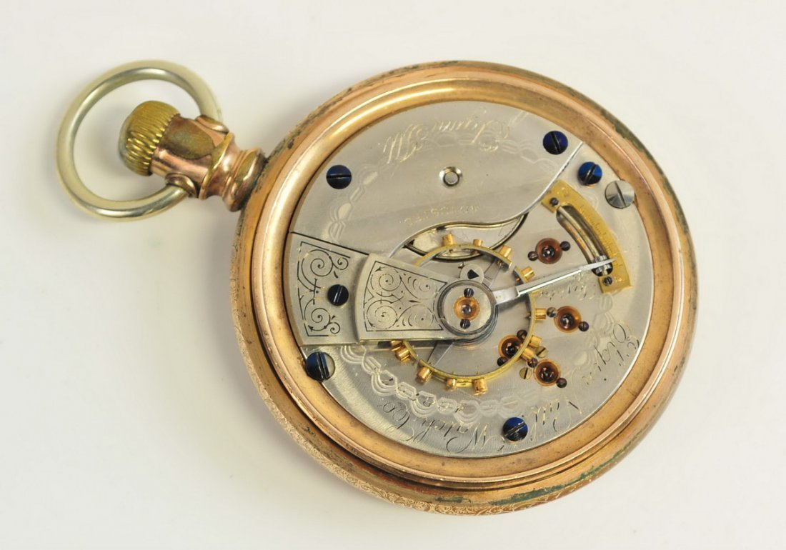 Six Antique Pocket Watches - 4