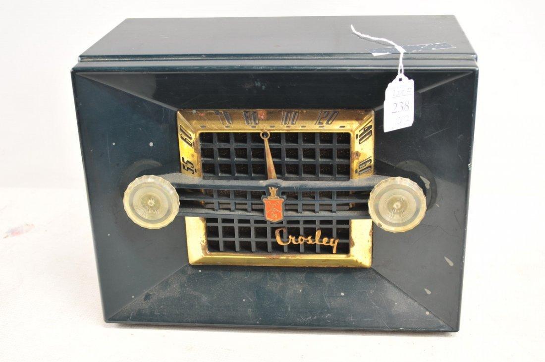 Pair of Vintage Radios