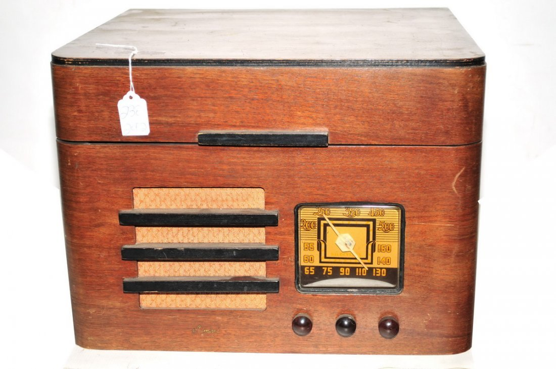 Pair of Vintage Radios - 3