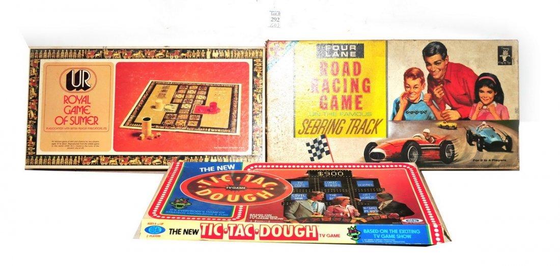 10 Vintage Racing Games/Models