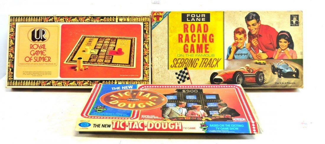 10 Vintage Racing Games/Models - 2