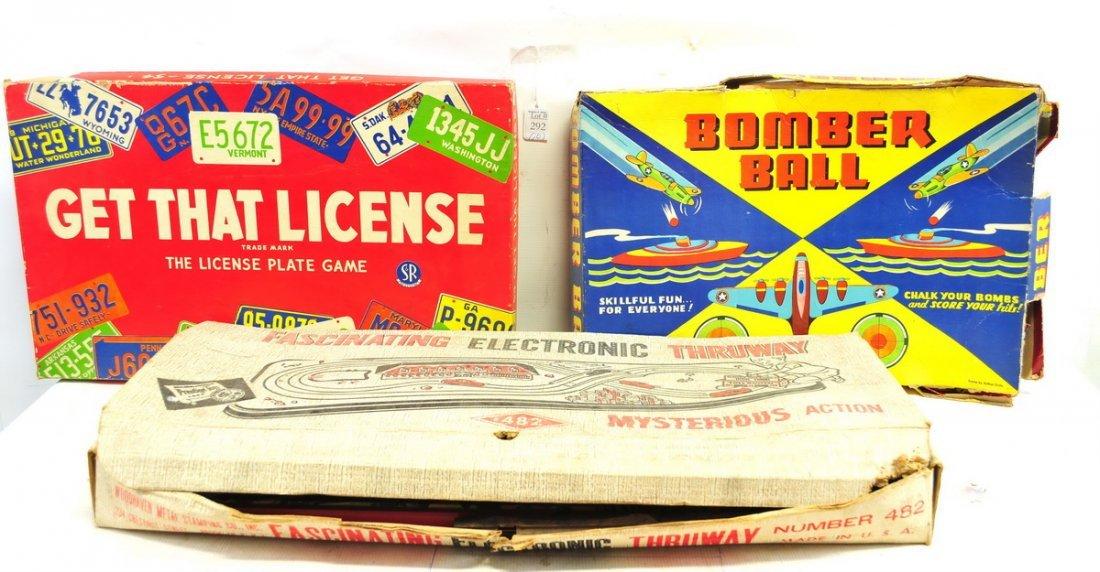 10 Vintage Racing Games/Models - 3