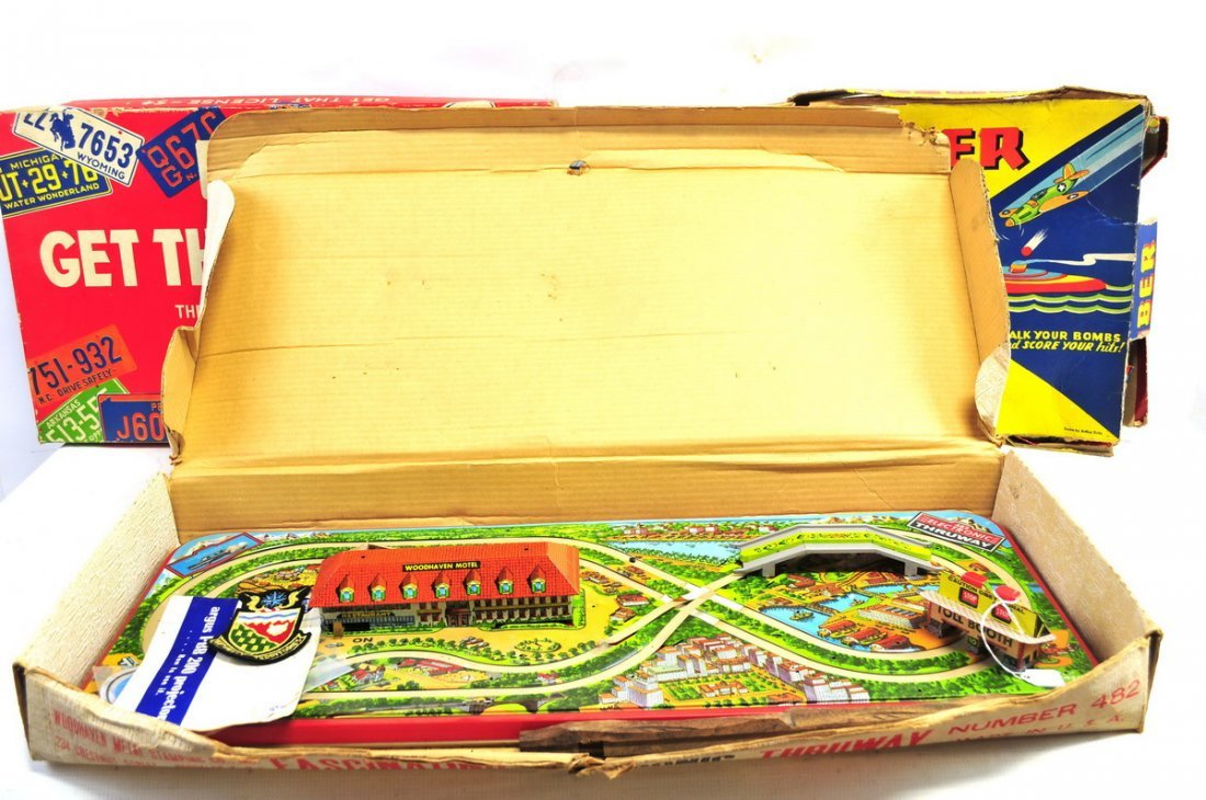 10 Vintage Racing Games/Models - 4