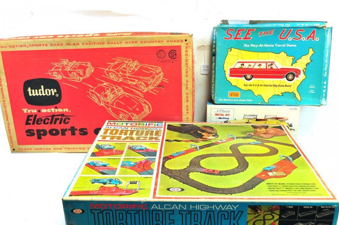 10 Vintage Racing Games/Models - 5