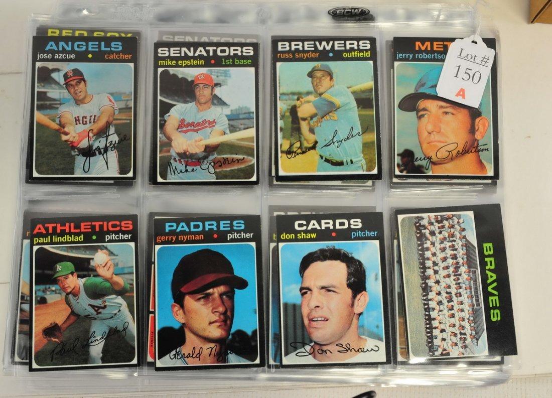 104 1968 Topps Baseball Cards