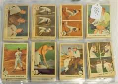 30 1950's Topps/Bowman Baseball Cards