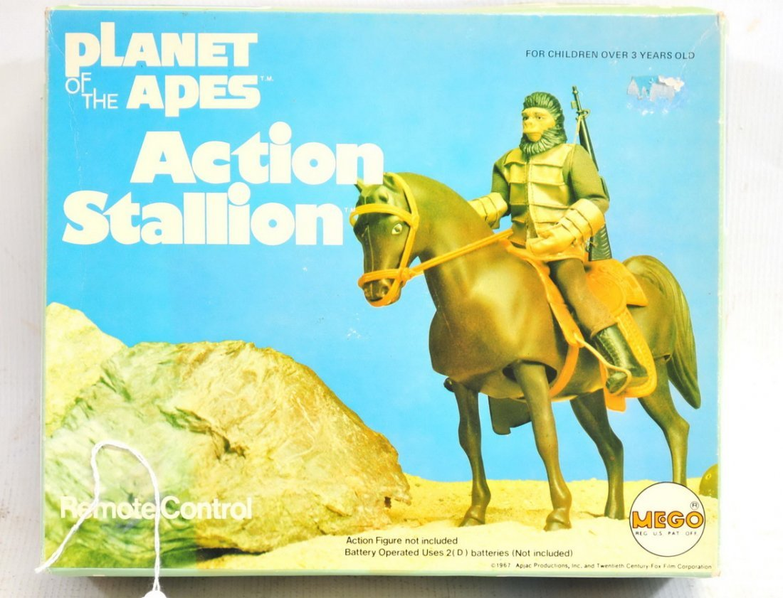 Planet of The Apes Action Figure 1967