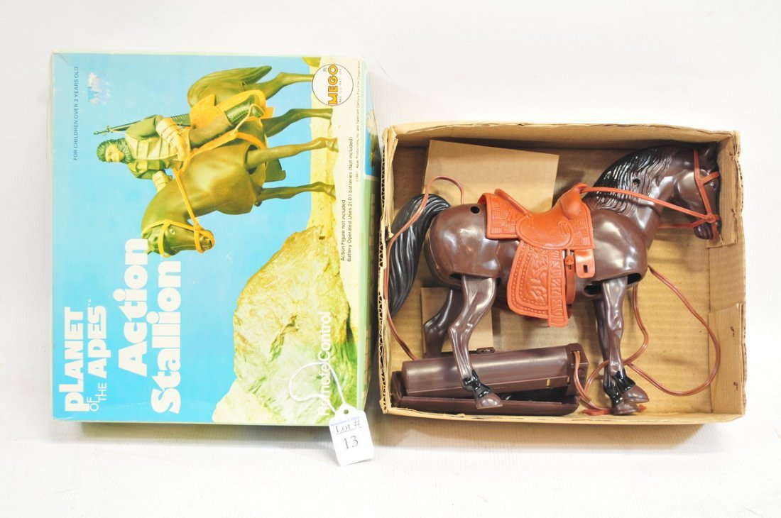 Planet of The Apes Action Figure 1967 - 2