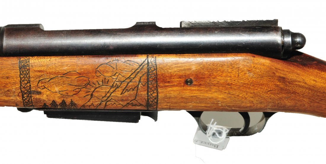Springfield model 238A 20 Gauge Shotgun - 2