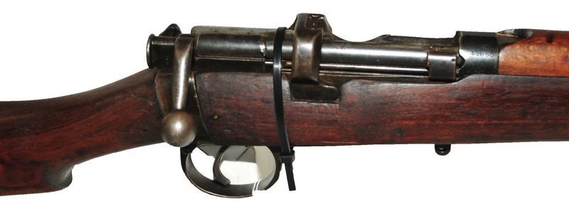 Enfield Model 1917 Bolt Action Rifle