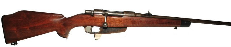 Carcano Model 1938 Rifle Chambered in 6.5 - 2