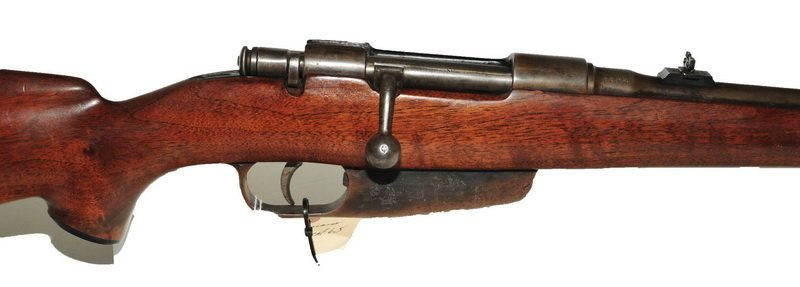 Carcano Model 1938 Rifle Chambered in 6.5 - 3