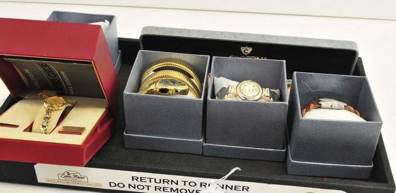 7 New in Box Ladies Designer Watches