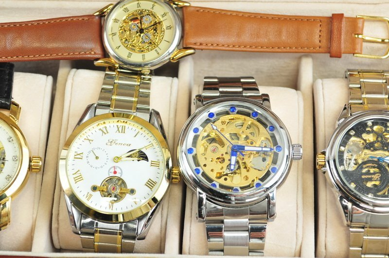 8 Men's Designer Watches New Stock - 2
