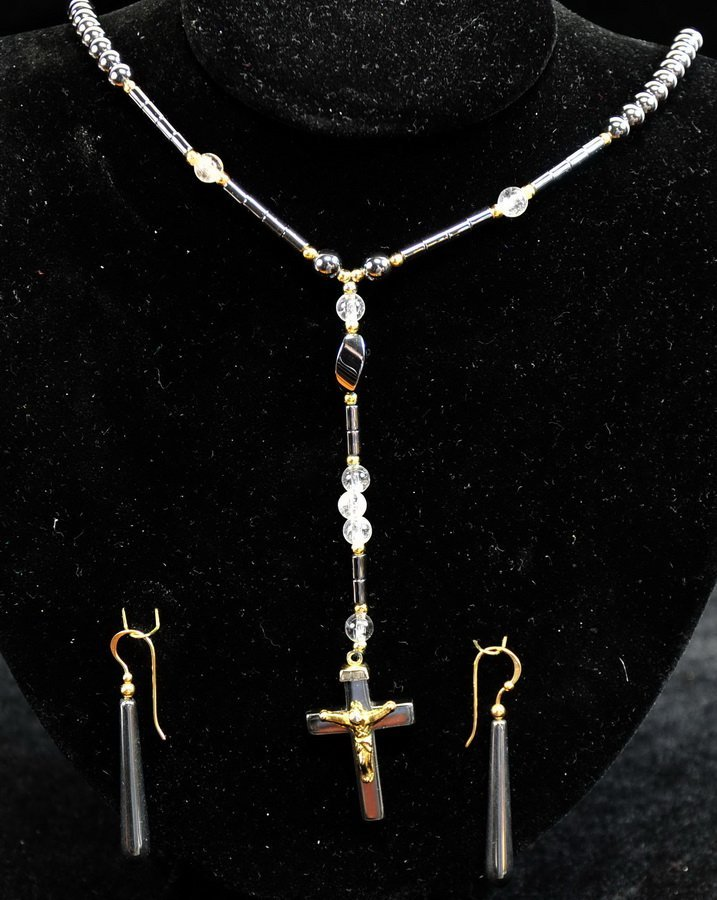 Costume Jewelry with Sterling Silver - 3