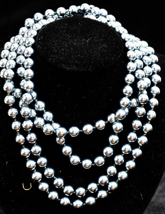 Costume Jewelry with Sterling Silver - 5