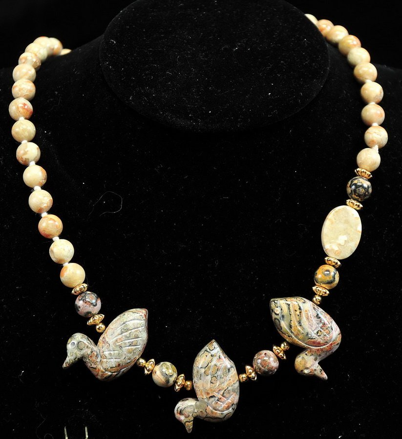 Costume Jewelry with Sterling Silver - 9