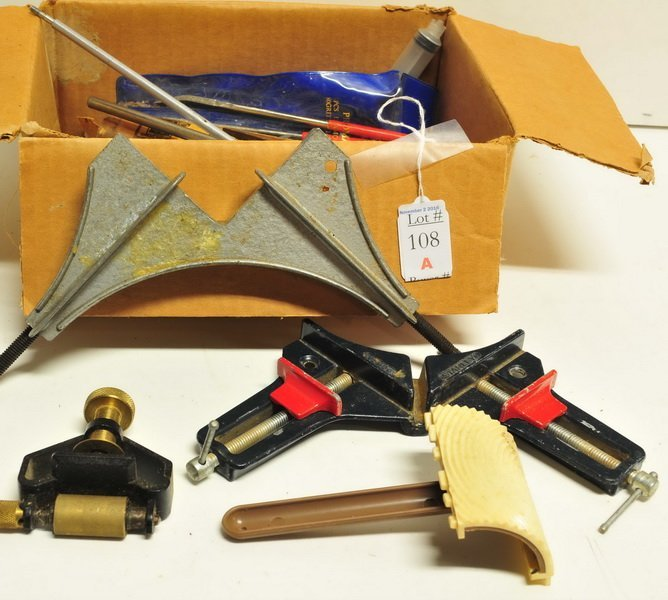 Three Boxes of Vintage Tools