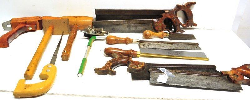 Three Boxes of Vintage Tools - 2