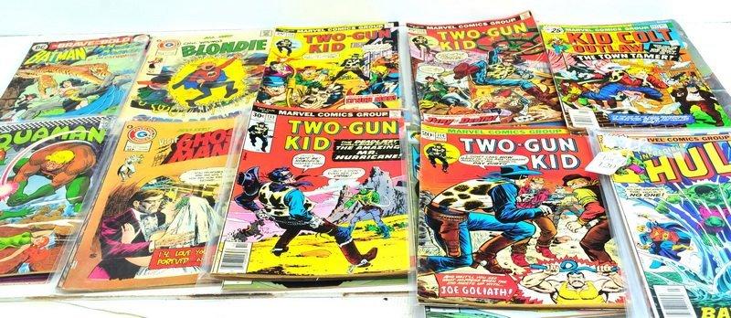 31 Vintage Comics
