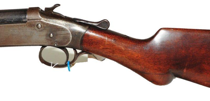 Iver Johnson Model 39 44 Caliber Rifle