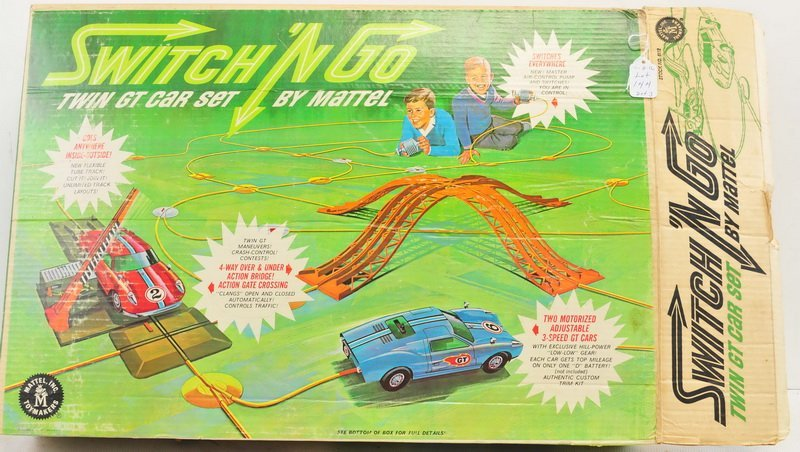 Race Car set with 4 Models